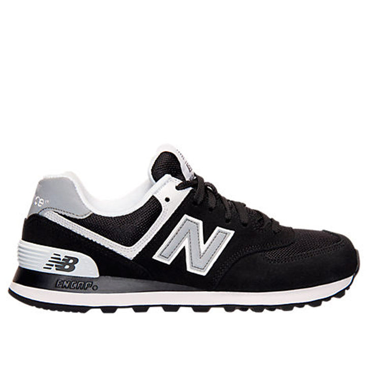 New Balance 574 Core - Black Athletic Sneaker