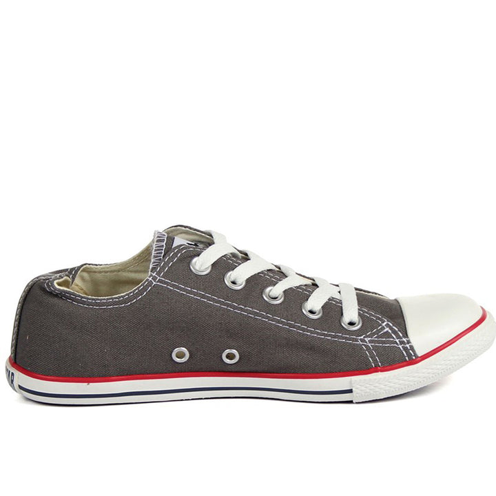 Converse Chuck Taylor Slim - Charcoal Low-Top Sneaker