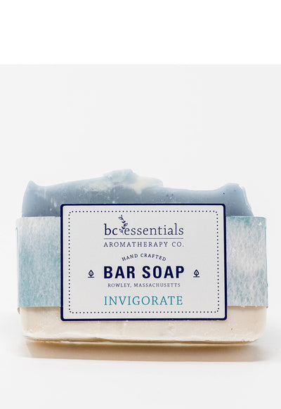 BC ESSENTIALS BARSOAP-INVIGORATE BAR SOAP INVIGORATE - BARSOAP-INVIGORATE-BC ESSENTIALS