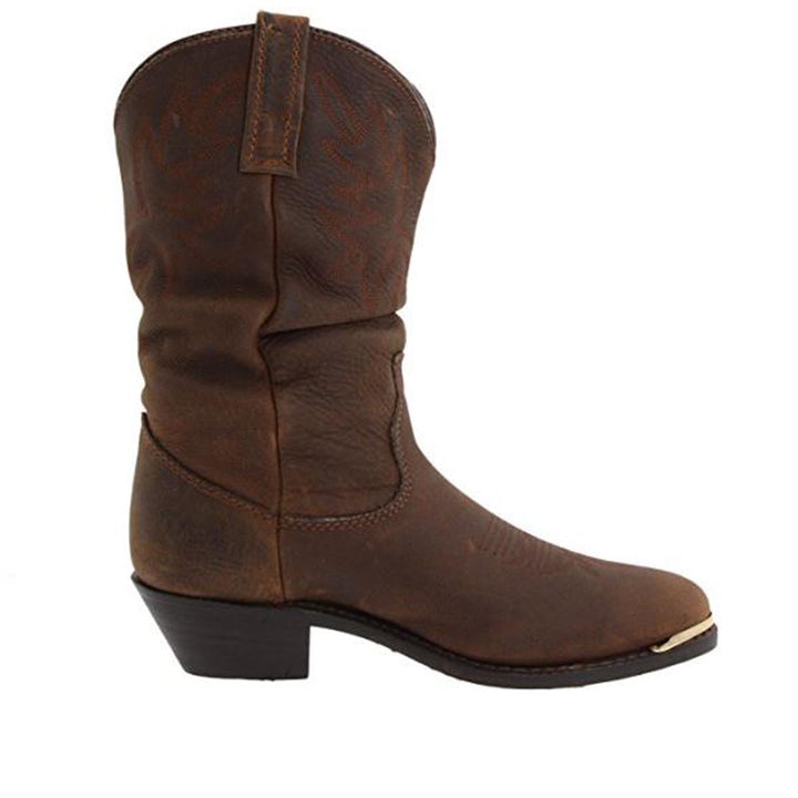 Dingo Condor Slouch - Distressed Western Boot