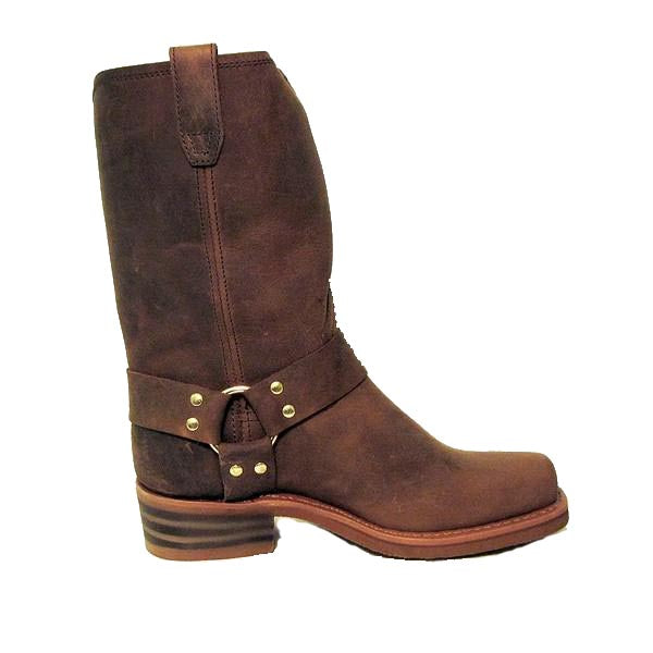 Dingo Harness - Tan Leather Western Boot
