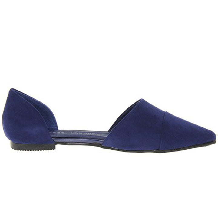 Chinese Laundry Easy Does It - Bright Navy Suede Skimmer