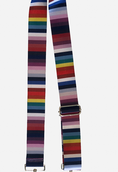 Ahdorned - Rainbow Bag Strap