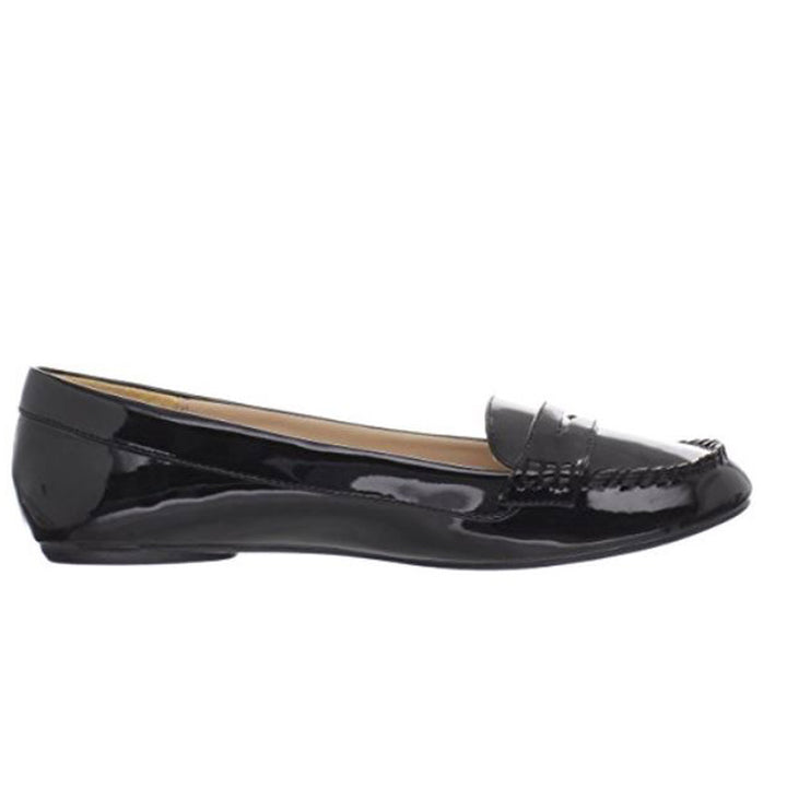 Wanted Geyp - Black Patent Loafer