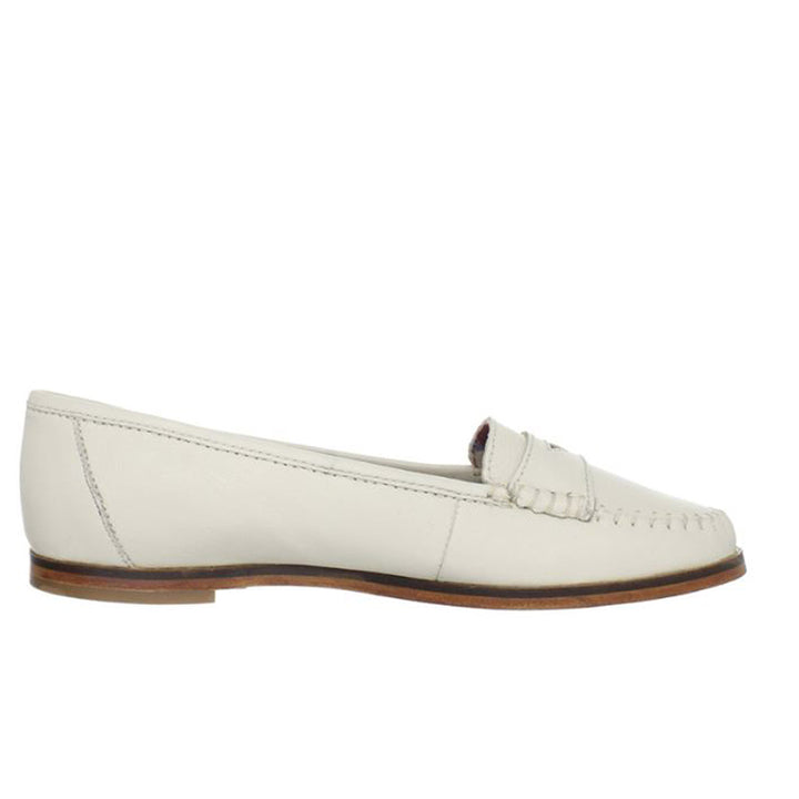 Hush Puppies Root - Off-White Loafer