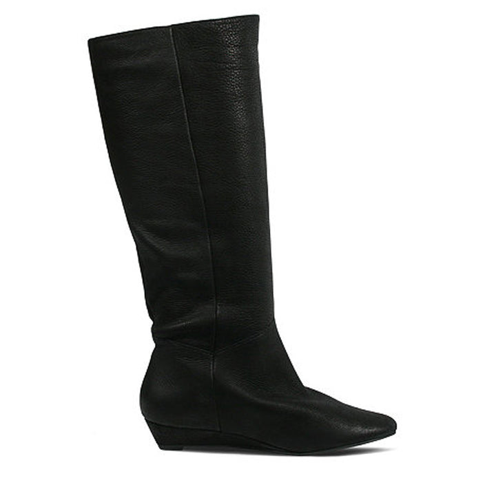 Steven Intyce - Black Leather Riding Boot