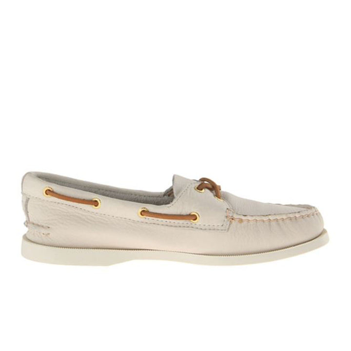 Sperry Top-Sider A/O 2-Eye - Ivory Boat Shoe