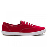 Keds Champion - Red Low-Profile Canvas Sneaker
