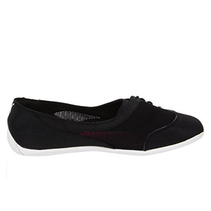 Puma Motorina - Black Slip-On Sneaker