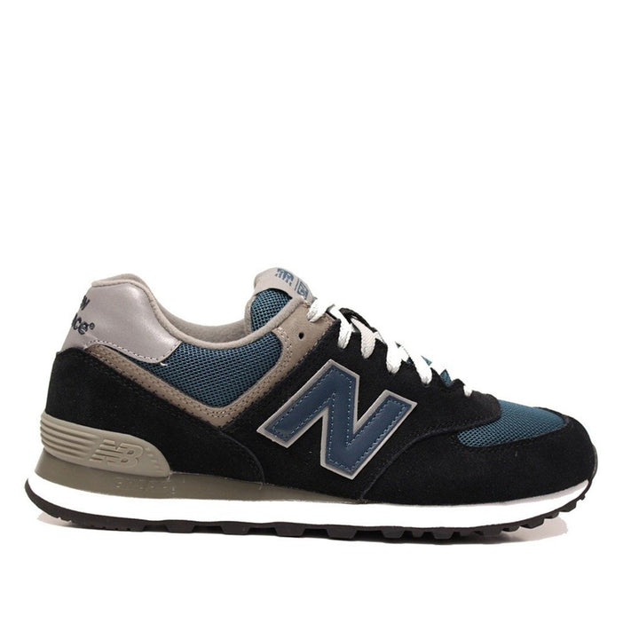 New Balance 574 - Navy Athletic Sneaker