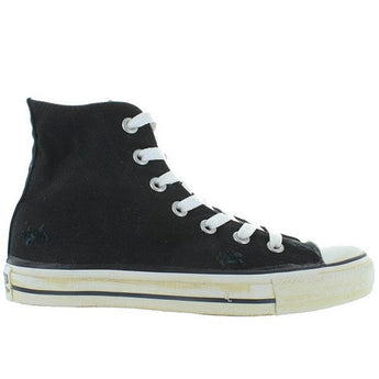 Converse All Star Chuck Taylor Rummage - Black Canvas High Top Sneaker