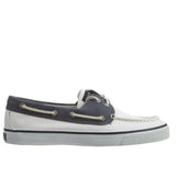 Sperry Top-Sider Bahama - White / Navy Boat Shoe