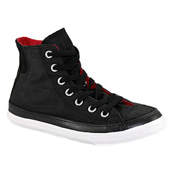 Converse Chuck Taylor High Code Twill - Black High-Top Sneakers