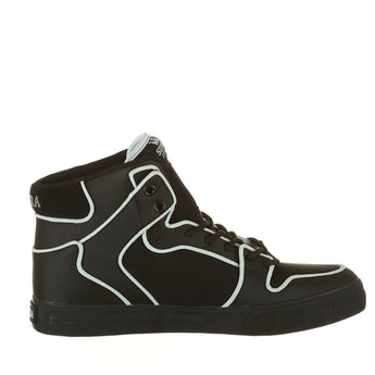 Supra Vaider Black- High Top Sneaker