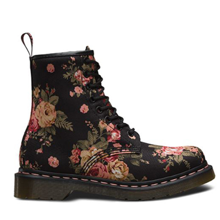 Dr. Martens 1460 - 8 Eye Victorian Black Lace-Up Boot