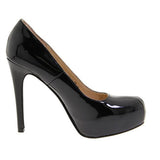 Chinese Laundry Whistle - Black Patent Leather Pump