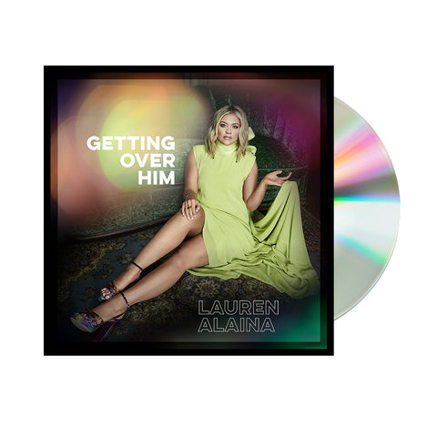 Lauren Alaina - Getting Over Him EP (CD)