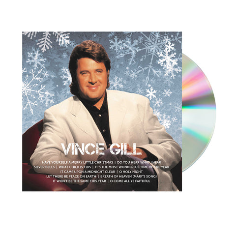 Vince Gill - Christmas ICON CD (Pre-Order)