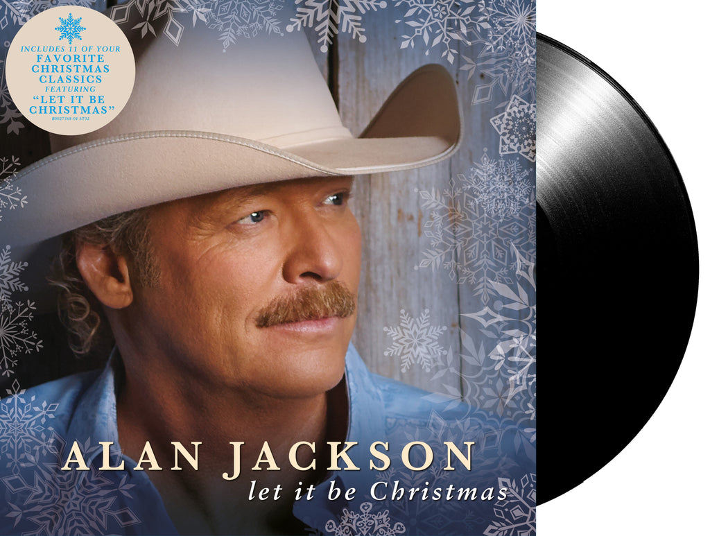 Alan Jackson - Let It Be Christmas (Vinyl)