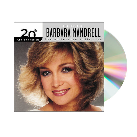 Barbara Mandrell - 20th Century Masters: Best Of Barbara Mandrell (CD)