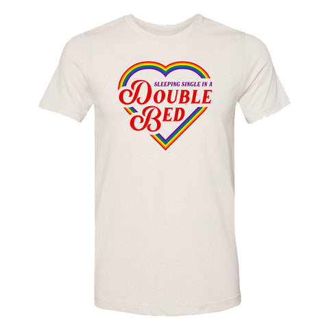 Barbara Mandrell Double Bed T-Shirt