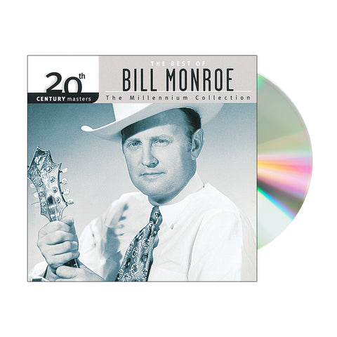 Bill Monroe - 20th Century Masters: Best Of Bill Monroe (CD)