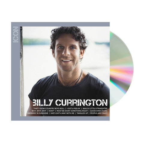 Billy Currington - ICON (CD)