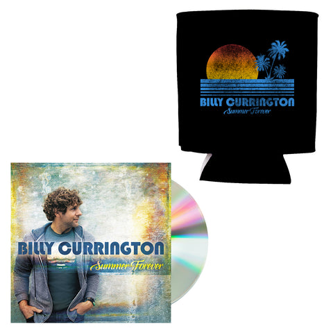Billy Currington - Summer Forever Fan Package
