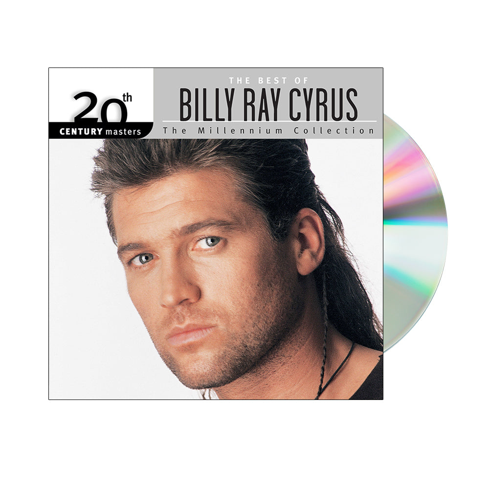 Billy Ray Cyrus - 20th Century Masters: Best Of Billy Ray Cyrus (CD)