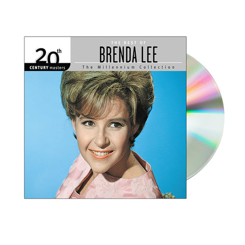 Brenda Lee - 20th Century Masters: Best Of Brenda Lee (CD)