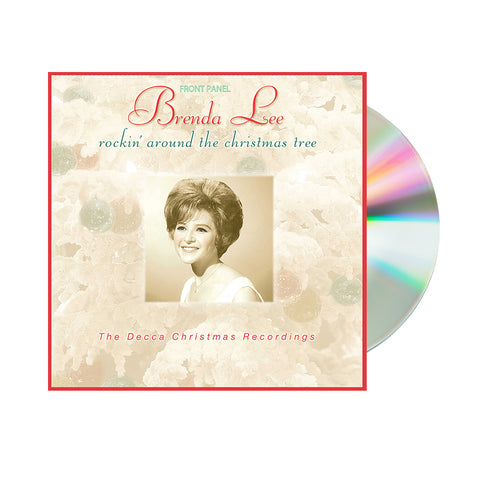 Brenda Lee - Rockin' Around The Christmas Tree (CD)