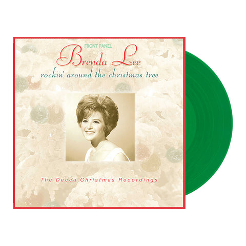 Brenda Lee - Rockin' Around The Christmas Tree (Vinyl - Green)