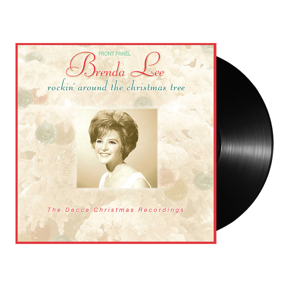 Brenda Lee - Rockin' Around The Christmas Tree (Vinyl)