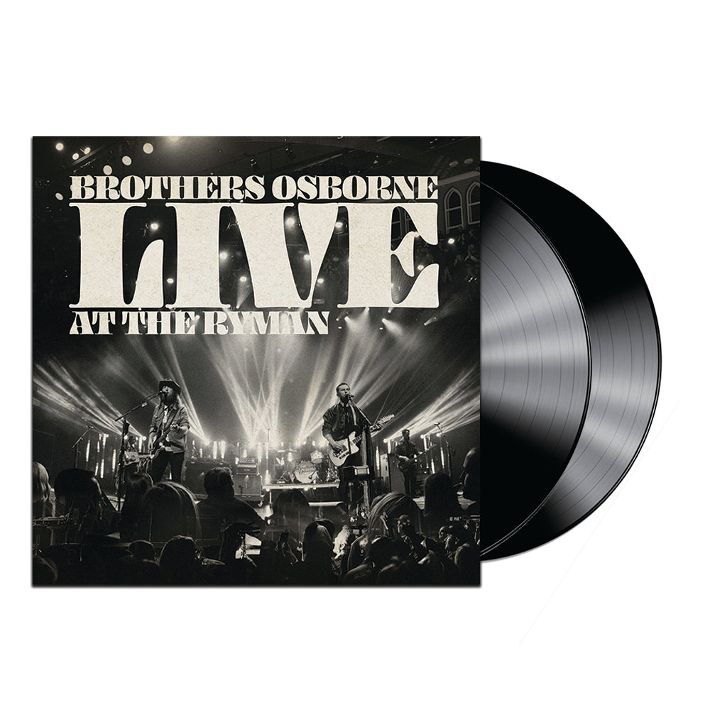 Brothers Osborne - Live At The Ryman (Vinyl - 2LP)