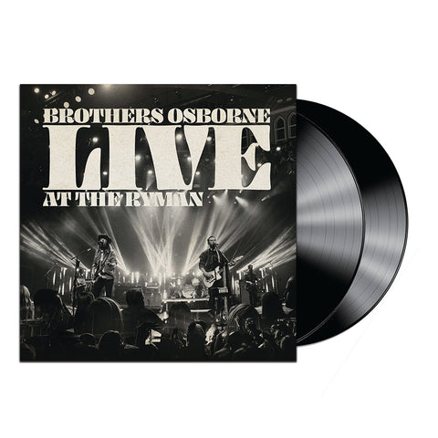 Brothers Osborne - Live At The Ryman (Vinyl-2LP)