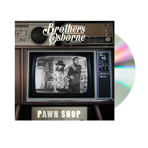 Brothers Osborne - Pawn Shop (CD)