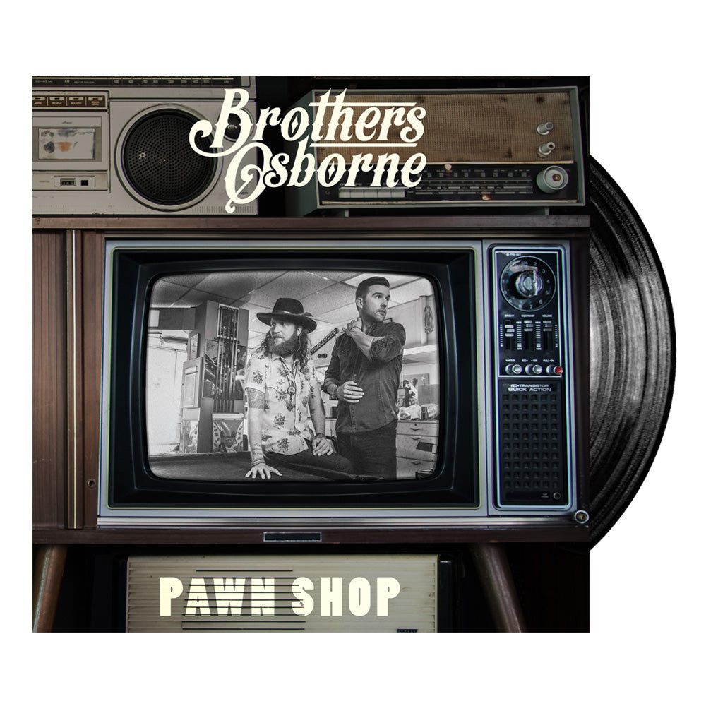 Brothers Osborne - Pawn Shop (Vinyl)