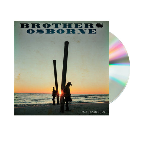 Brothers Osborne - Port Saint Joe (CD)