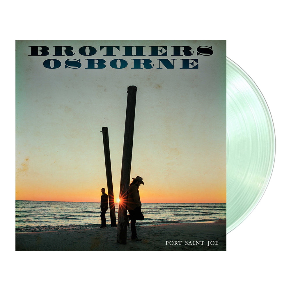 Brothers Osborne - Port Saint Joe (Vinyl - Sea Glass)