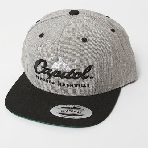 Capitol Records Nashville Hat