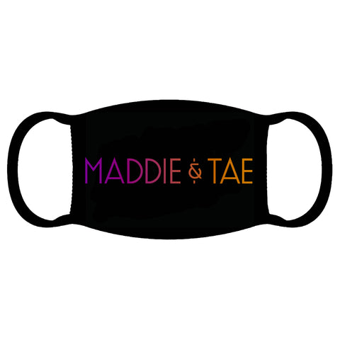 Maddie & Tae Face Mask