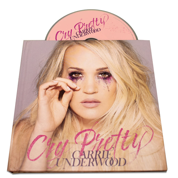 Carrie Underwood - Cry Pretty (Photo Book + CD)