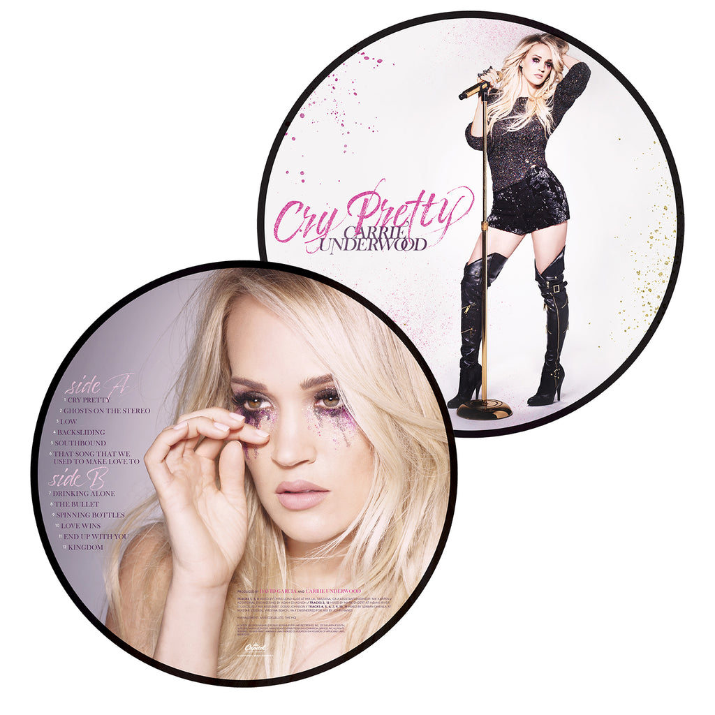 Carrie Underwood - Cry Pretty (Vinyl - Picture Disc)
