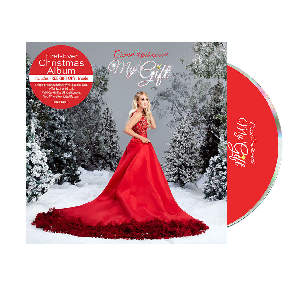 Carrie Underwood- My Gift (CD)