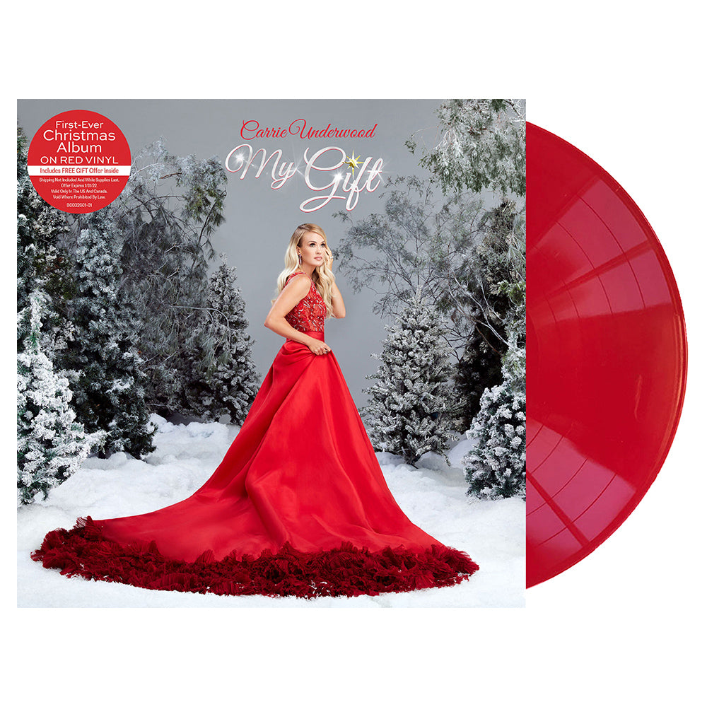 Carrie Underwood - My Gift - (Vinyl-Red)