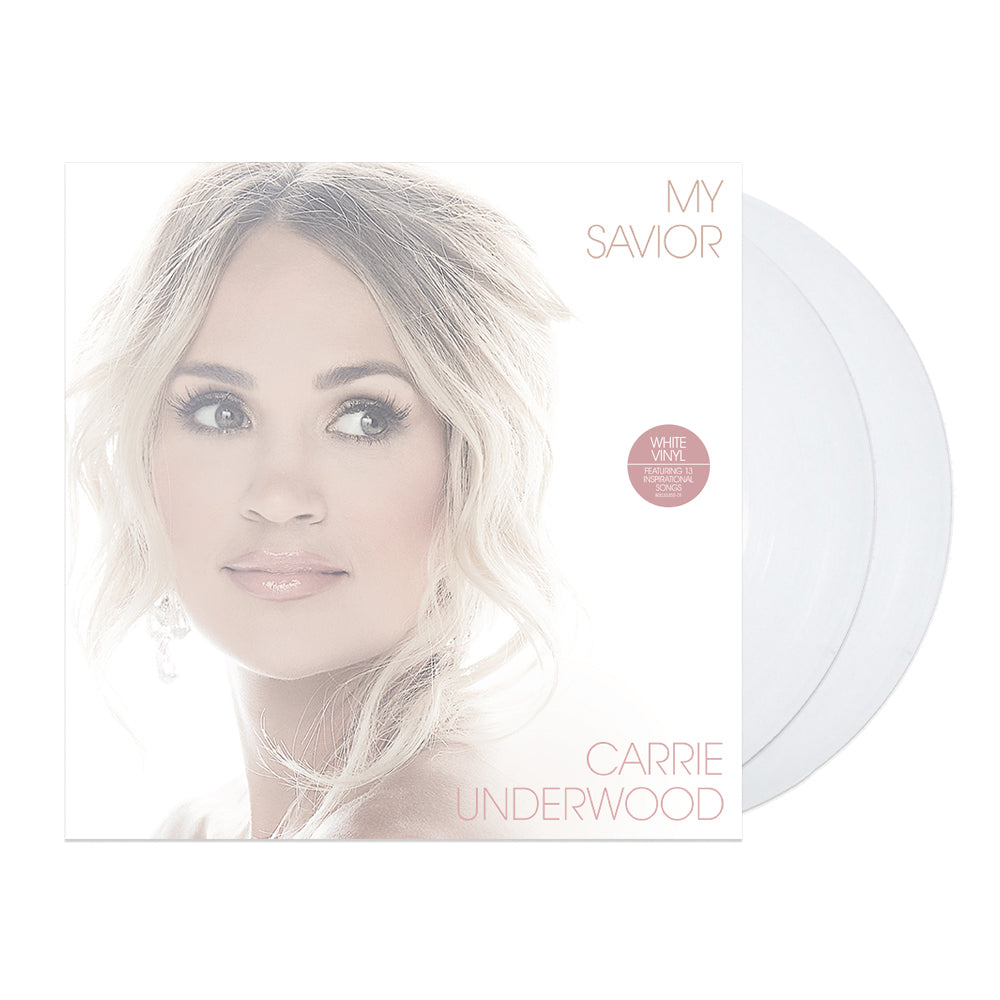 Carrie Underwood - My Savior (Vinyl 2LP-White)