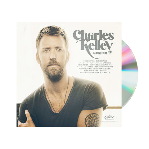 Charles Kelley - The Driver (CD)