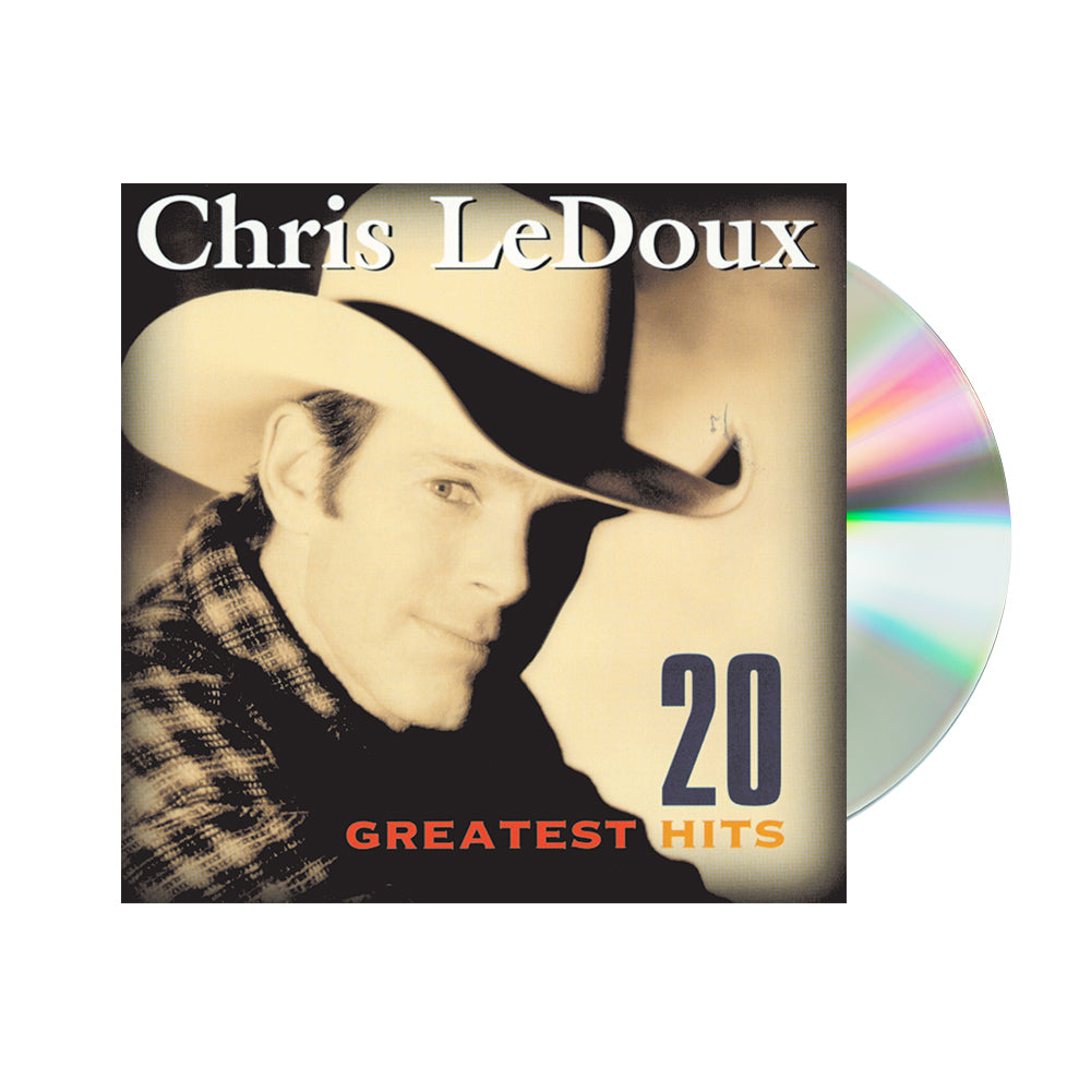 Chris LeDoux - 20 Greatest Hits (CD)