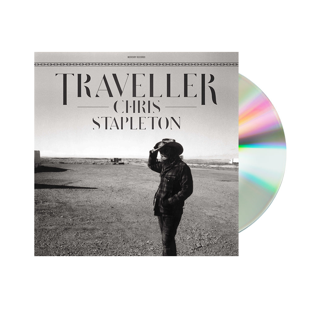 Chris Stapleton - Traveller (CD)