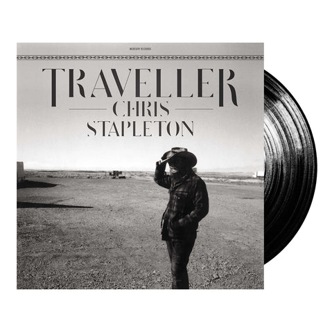 Chris Stapleton - Traveller (Vinyl - 2LP) Pre-Order